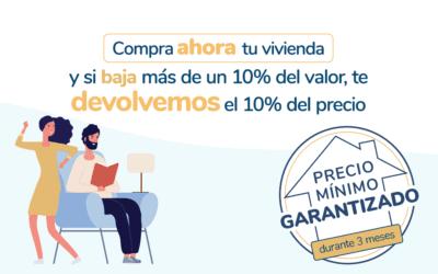 Hola Pisos pone a la venta 2.700 viviendas a precio mínimo garantizado