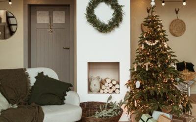 Propuestas de decoración para tu casa estas navidades