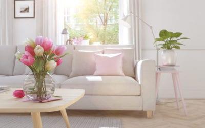 Tips de decoración para tu casa en primavera
