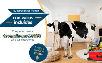 Compra un piso con Hola Pisos y te regalamos tus vacaciones