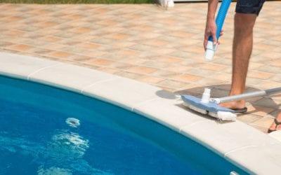 Cómo mantener la piscina limpia y en buen estado