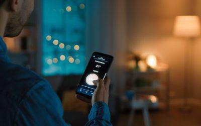 Sistemas de iluminación inteligente para el hogar
